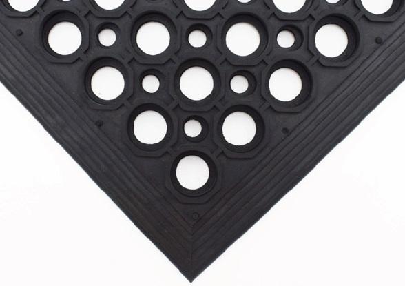 alfombra alveolar